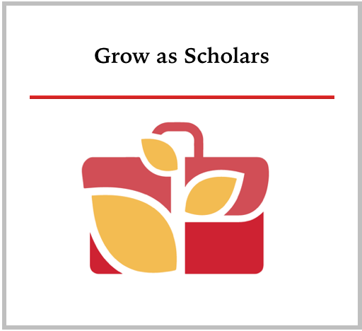 Grow as Scholars